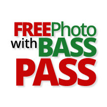 Free Photo With Bass Pass