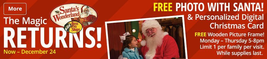 The Magic Returns! Santa's Wonderland - More Info