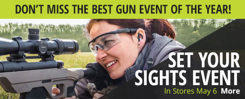 Set Your Sights Event - In Stores May 6
