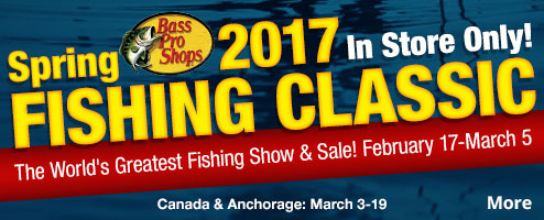 2017 Spring Fishing Classic - More Info