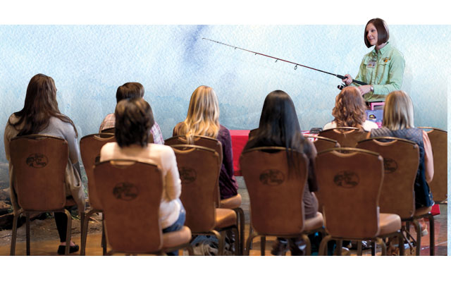 Womens Fishing Workshop