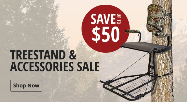 Treestand and Accessories Sale - Shop Now