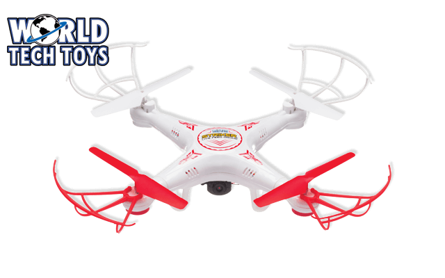 World Tech Toys Camera Drone