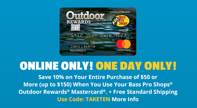 One Day Only - Save 10% on Your Entire Purchase of $50 or More