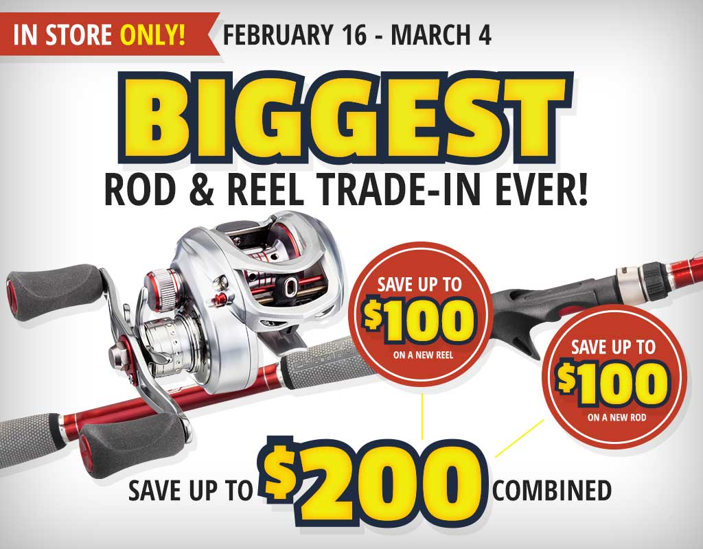 Rod & Reel Trade-in