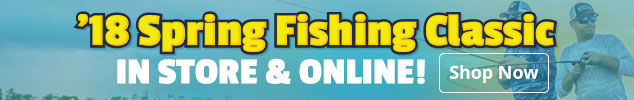 The World's Greatest Fishing Show & Sale In-Store & Online!