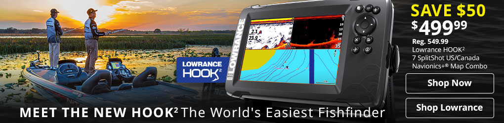 Meet The New Hook2, The World's Easiest Fishfinder