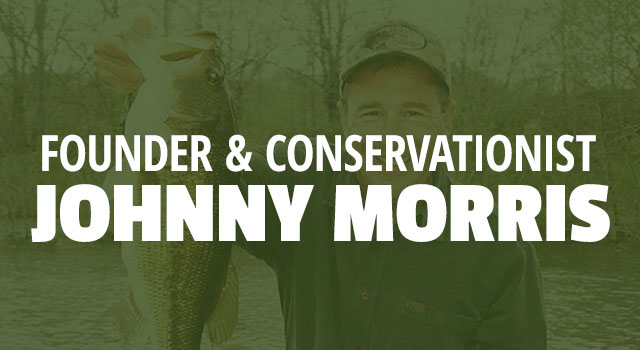 Founder & Conservationist Johnny Morris