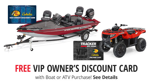 FREE Owners Discount Card with Boat Purchase - More