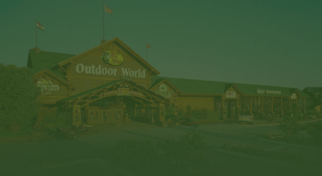 Bass Pro Shops Storefront
