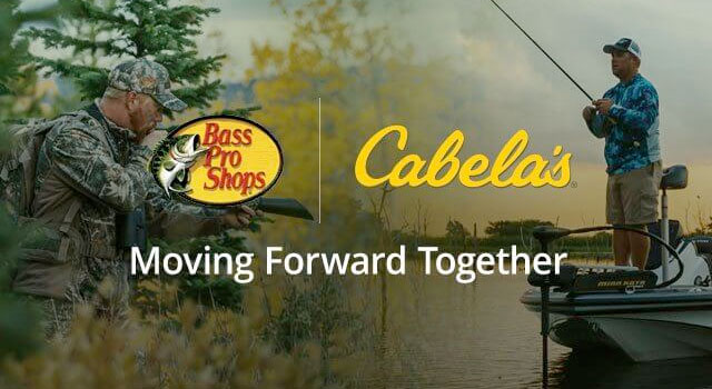 Bass Pro Shops & Cabela's - Moving Forward Together