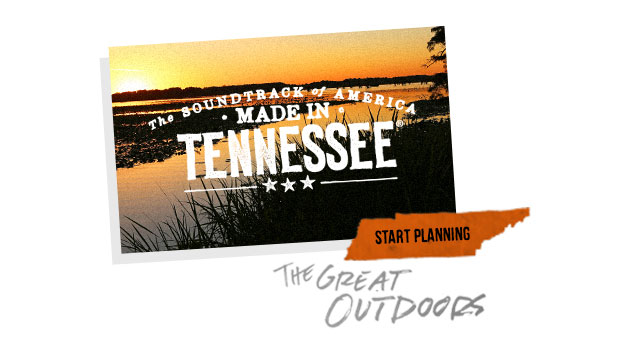 Tennessee. Start Planning The Great Outdoors