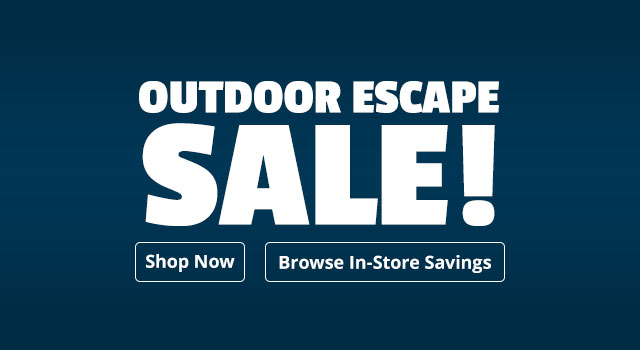 Outdoor Escape Sale
