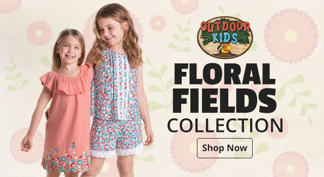 Floral Fields Collection - Shop Now