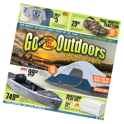Go Outdoors Tab