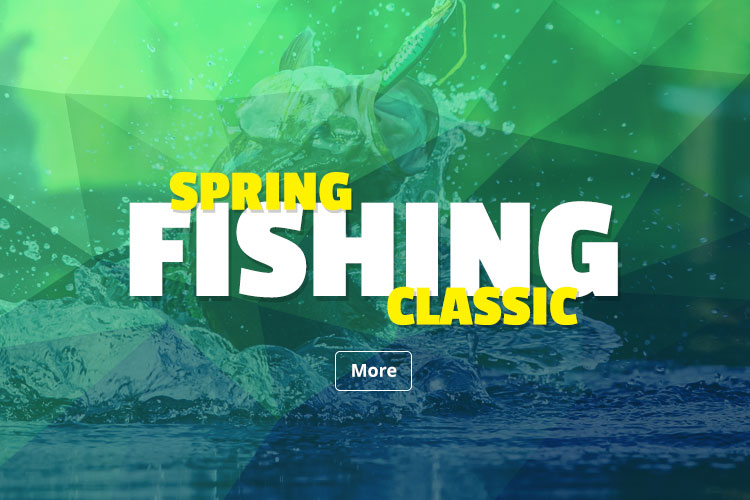 Spring Fishing Classic | Fall Hunting Classic | Bass Pro Shops