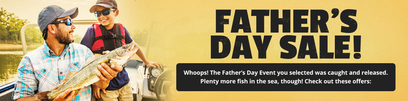 Father's Day Event has ended