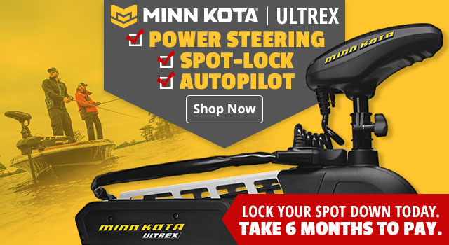 Minn Kota Ultrex   Shop Now