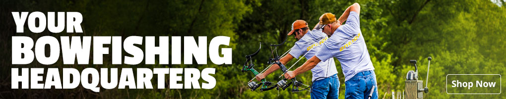 Your Bowfishing Headquarters - Shop Now