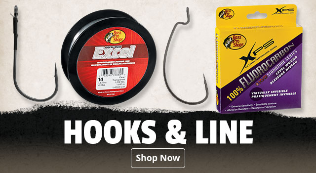 Hooks & Line - Shop Now