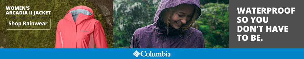 Waterproof so you don't have to be - Shop Rainwear