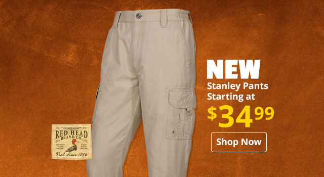RedHead Stanley Pant