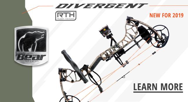 Divergent Bow - Shop Now