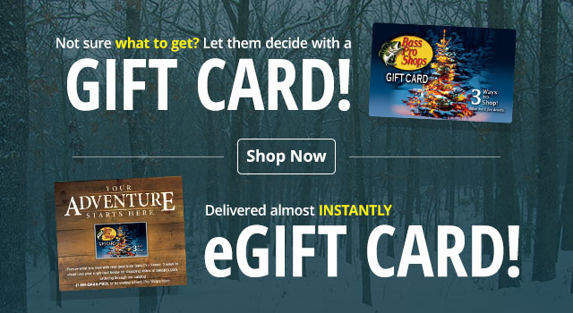 Bass Pro Shops Gift Cards & eGift Cards - Shop Now