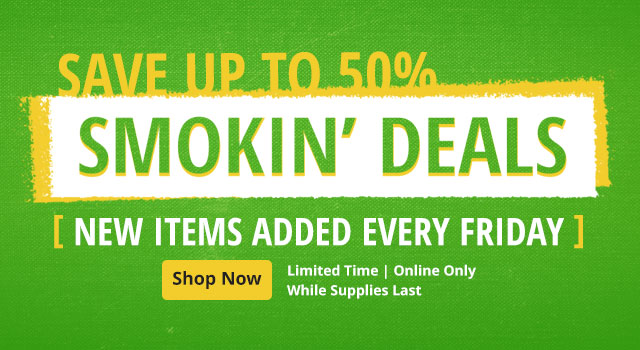 Smoking Deals