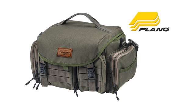 Plano A-Series Tackle Bag with StowAway Boxes