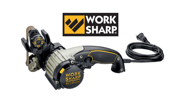 Work Sharp Ken Onion Knife and Tool Sharpener