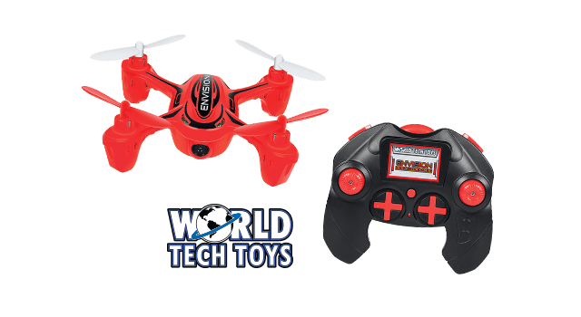 World Tech Toys Envision Spy Drone