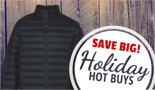 Save Big! Holiday Hot Buys