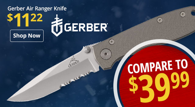 Gerber Air Ranger Knife