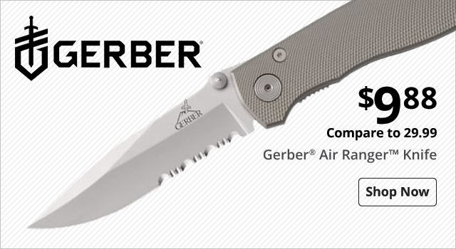 Gerber Air Ranger Knife - Shop Now
