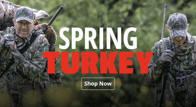 New Spring Turkey Gear - Shop Now