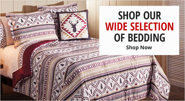 Shop Our Wide Selection Of Bedding