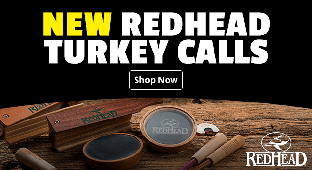 RedHead Turkey Calls - Shop Now