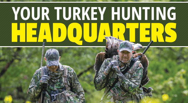 Spring Turkey Hunting Headquarters - Shop Now