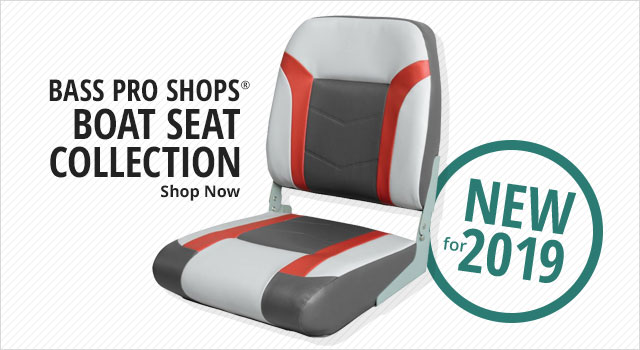 Bass Pro Shops Boat Seat Collection