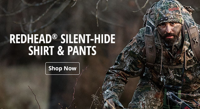 RedHead Men's Silent-Hide Shirt & Pants - Shop Now