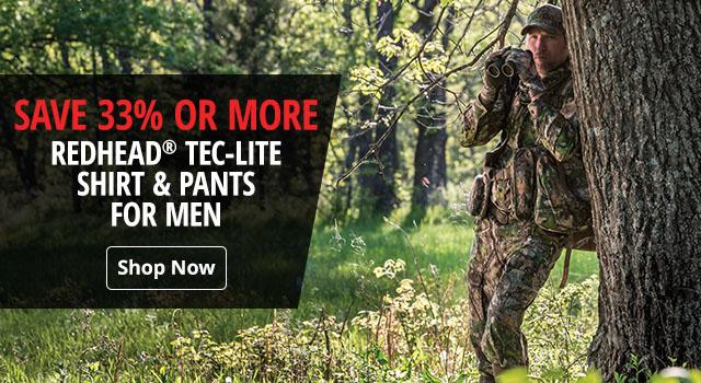 Redhead online hunting catalog