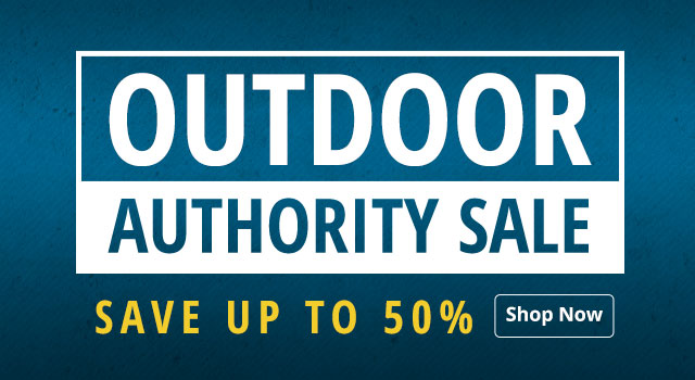 Outdoor Authority Sale - Shop Now