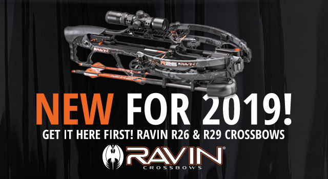 Ravin Crossbows - Shop Now