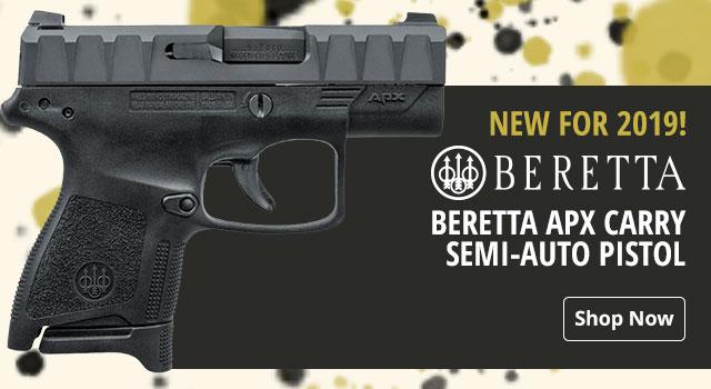 Beretta APX Carry Semi-Auto Pistol - Shop Now