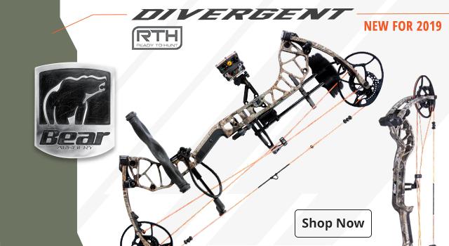 9776779ec3a Bear Archery Divergent - Shop Now