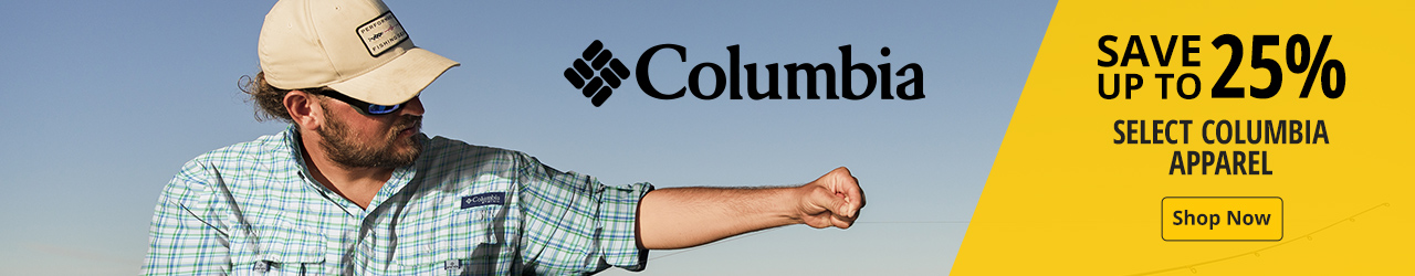 Save 25% on Columbia Apparel - Shop Now