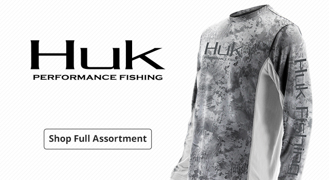 Huk Performance Fishing Gear - Shop full assortment