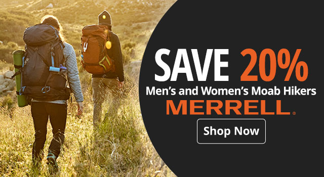 68f112a470271 Save 20% on Merrell Moab Hikers