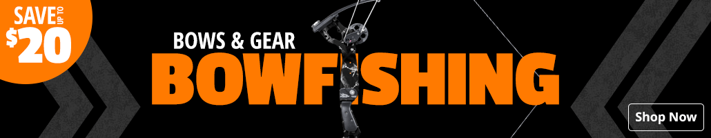 Bowfishing Bows and Gear - Shop Now